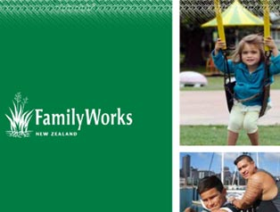 PS / Family Works Annual Report 2017/18